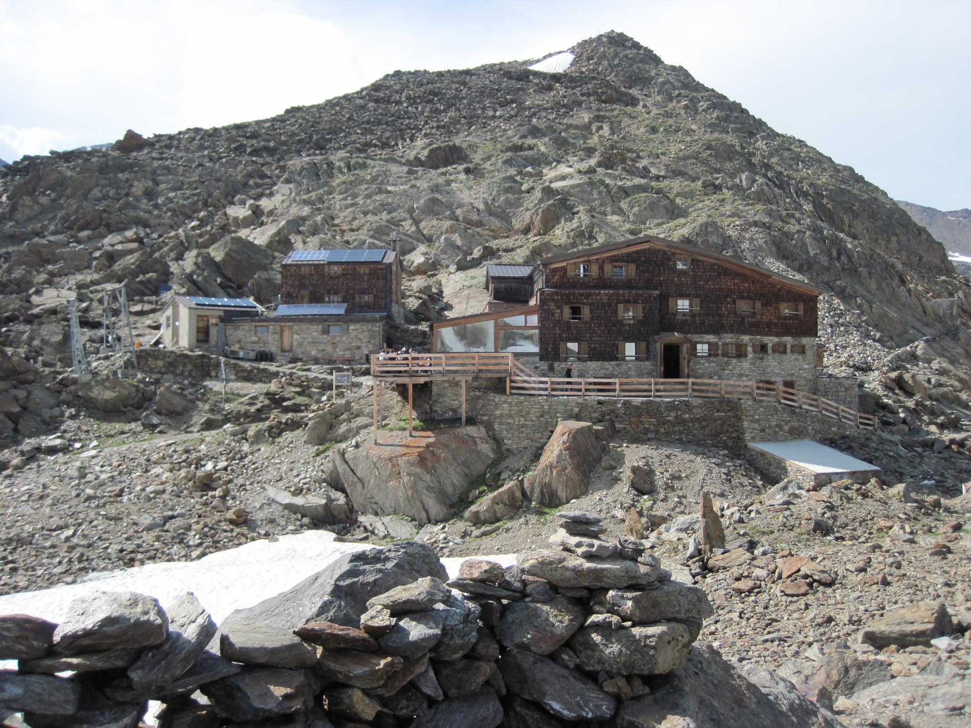 Similaun Hütte