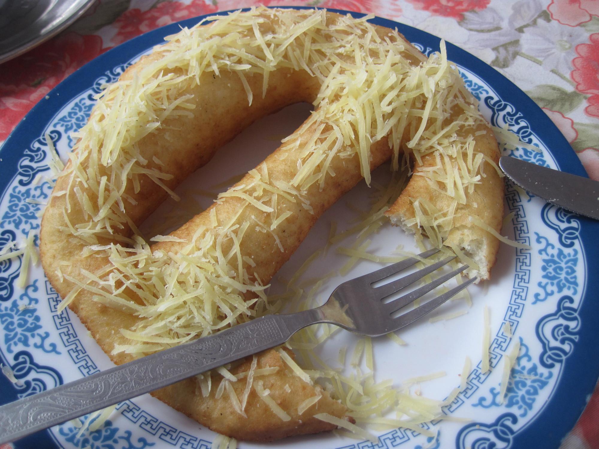tibetian bread
