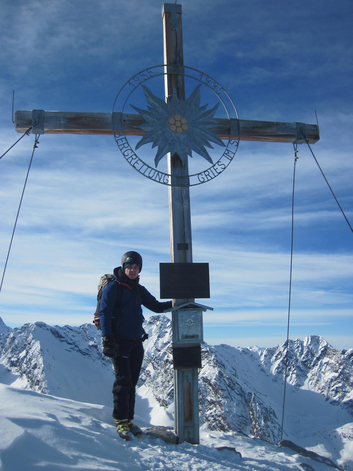 Zischgeles 3004 m :)