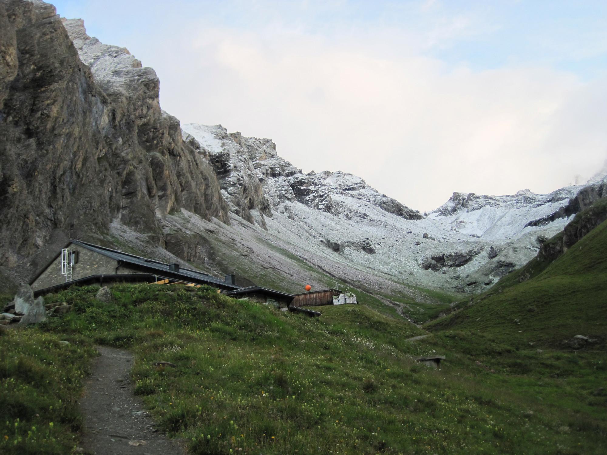 Lucknerhütte 2241 m