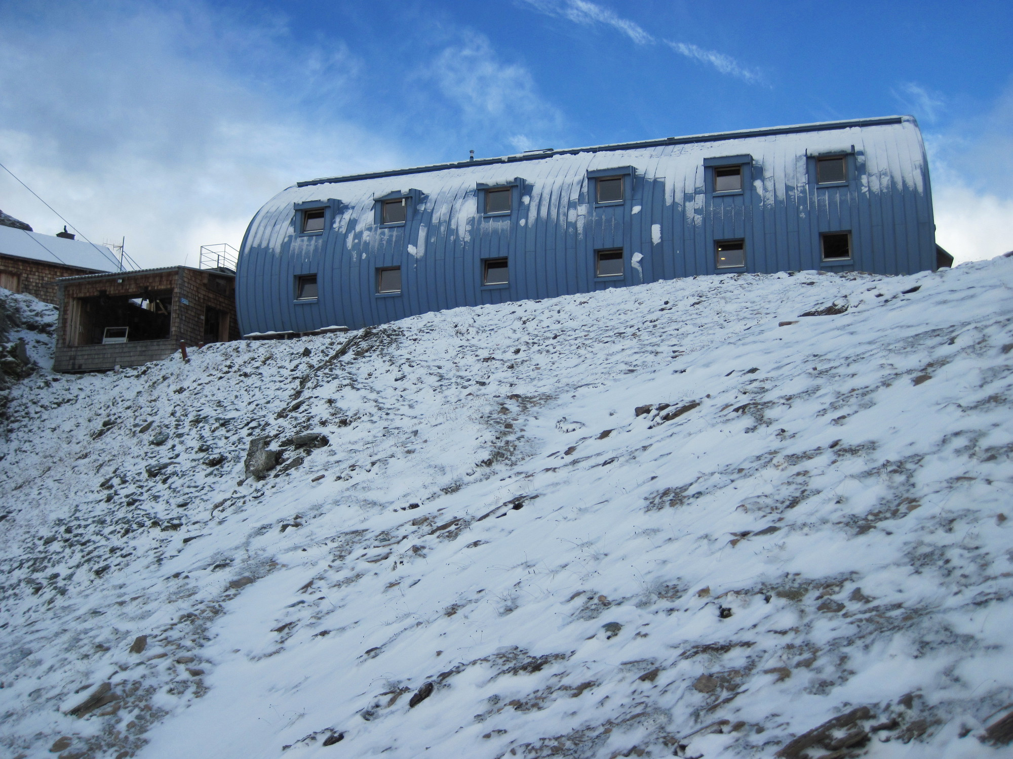 Stüdlhütte 2802 m