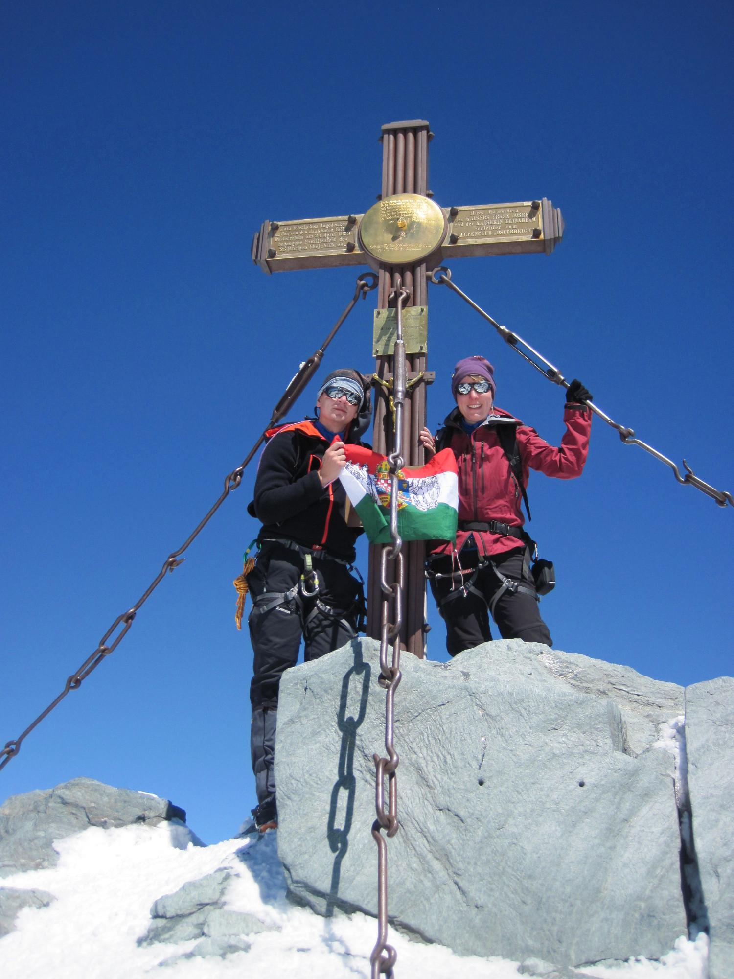 Grossglockner 3798 m! :)