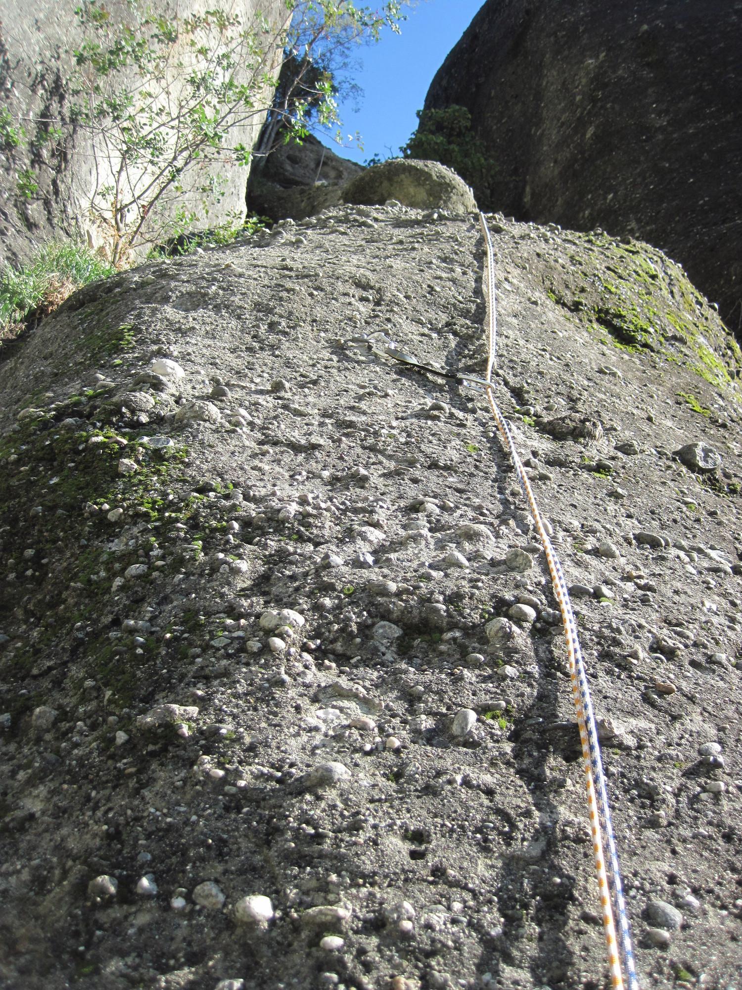 III-as szakasz a Südweg-ben