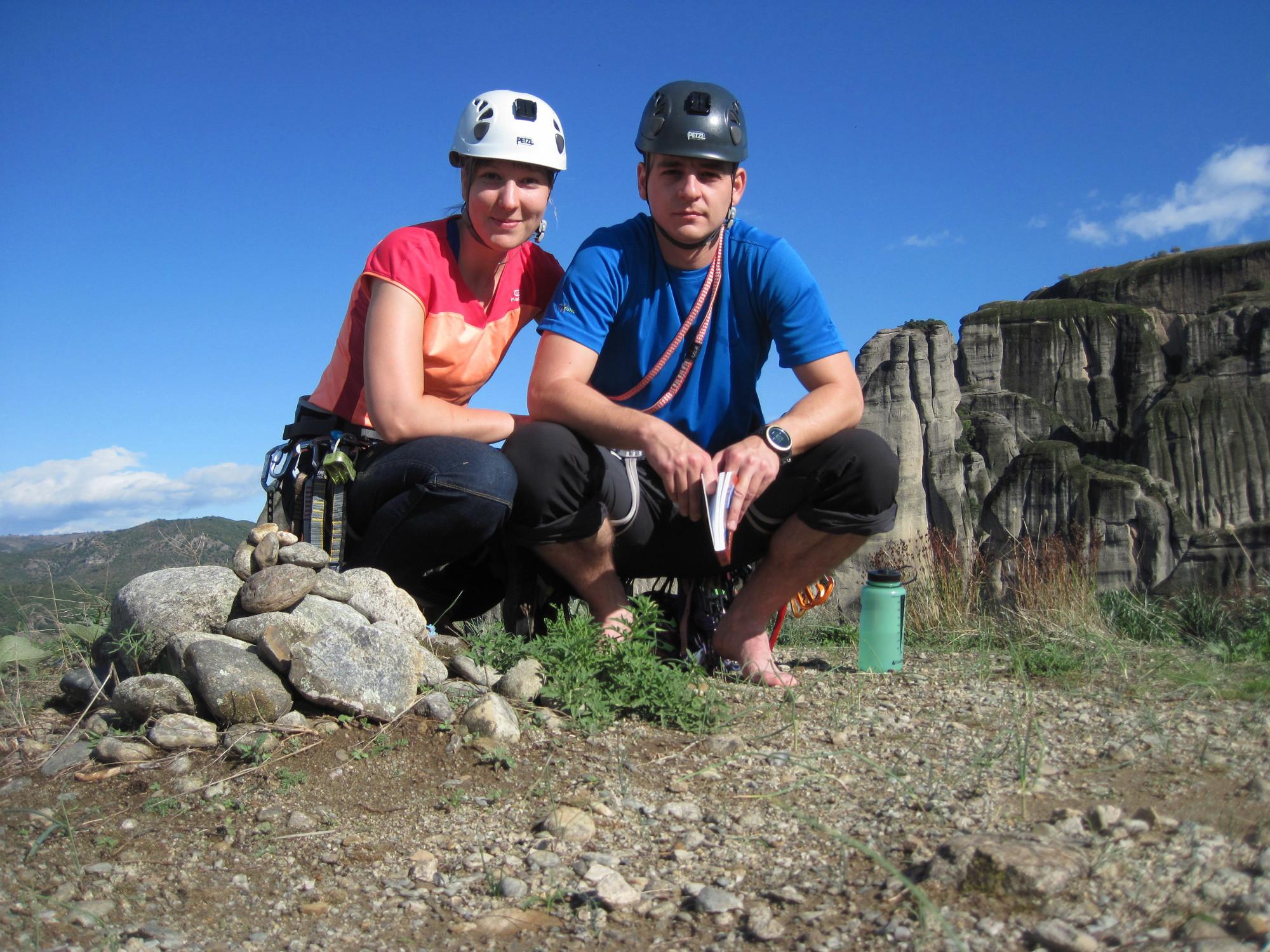 A Doupianifels tetejéről