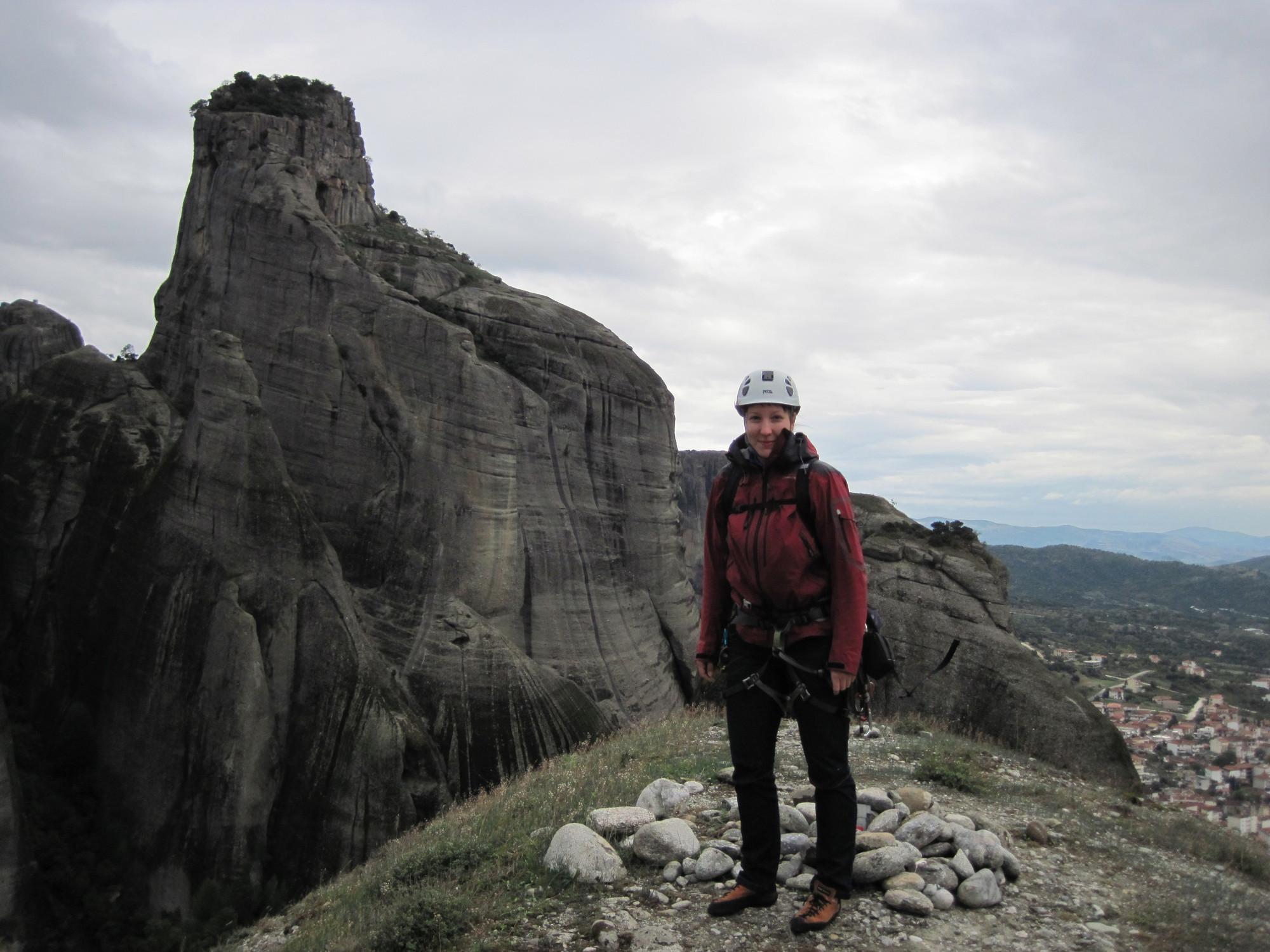 Az Ambaria tetején