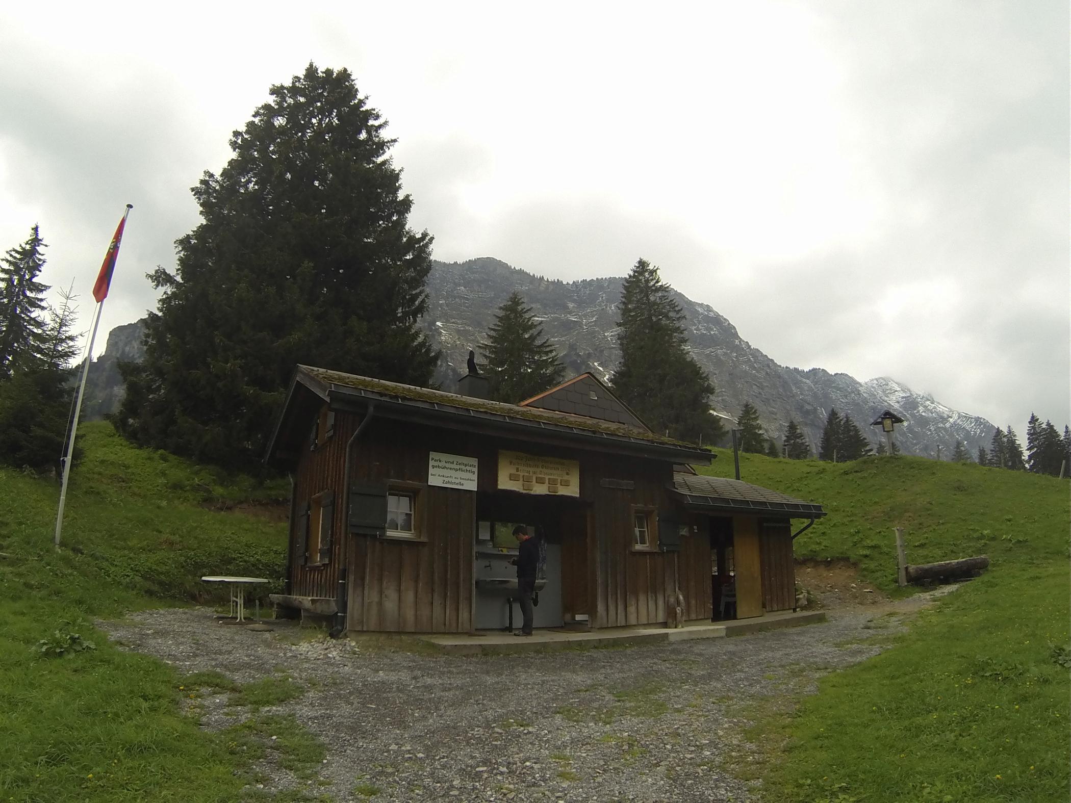 Alpin Camping Brüggler