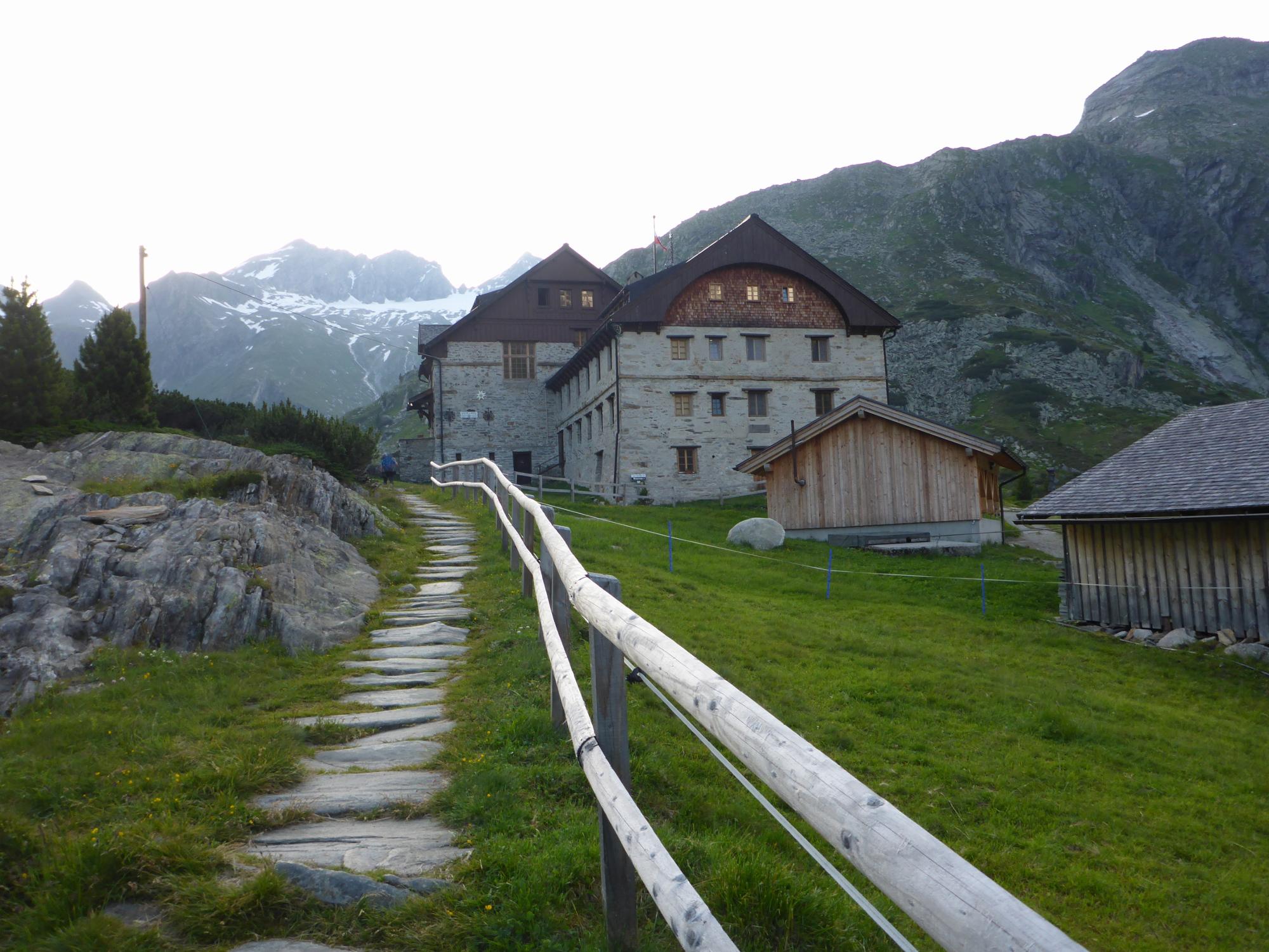 Berliner Hütte