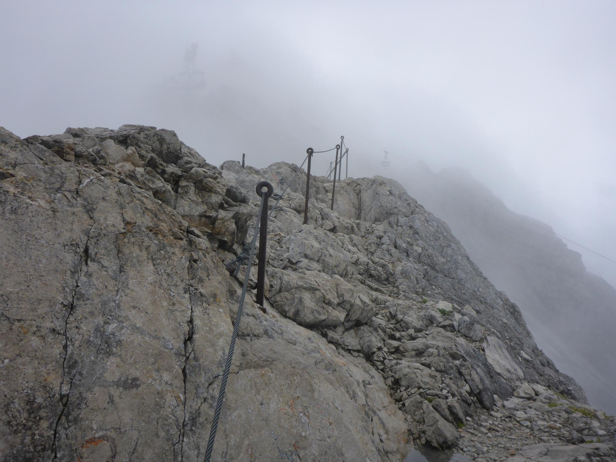 Zugspitze gerinc