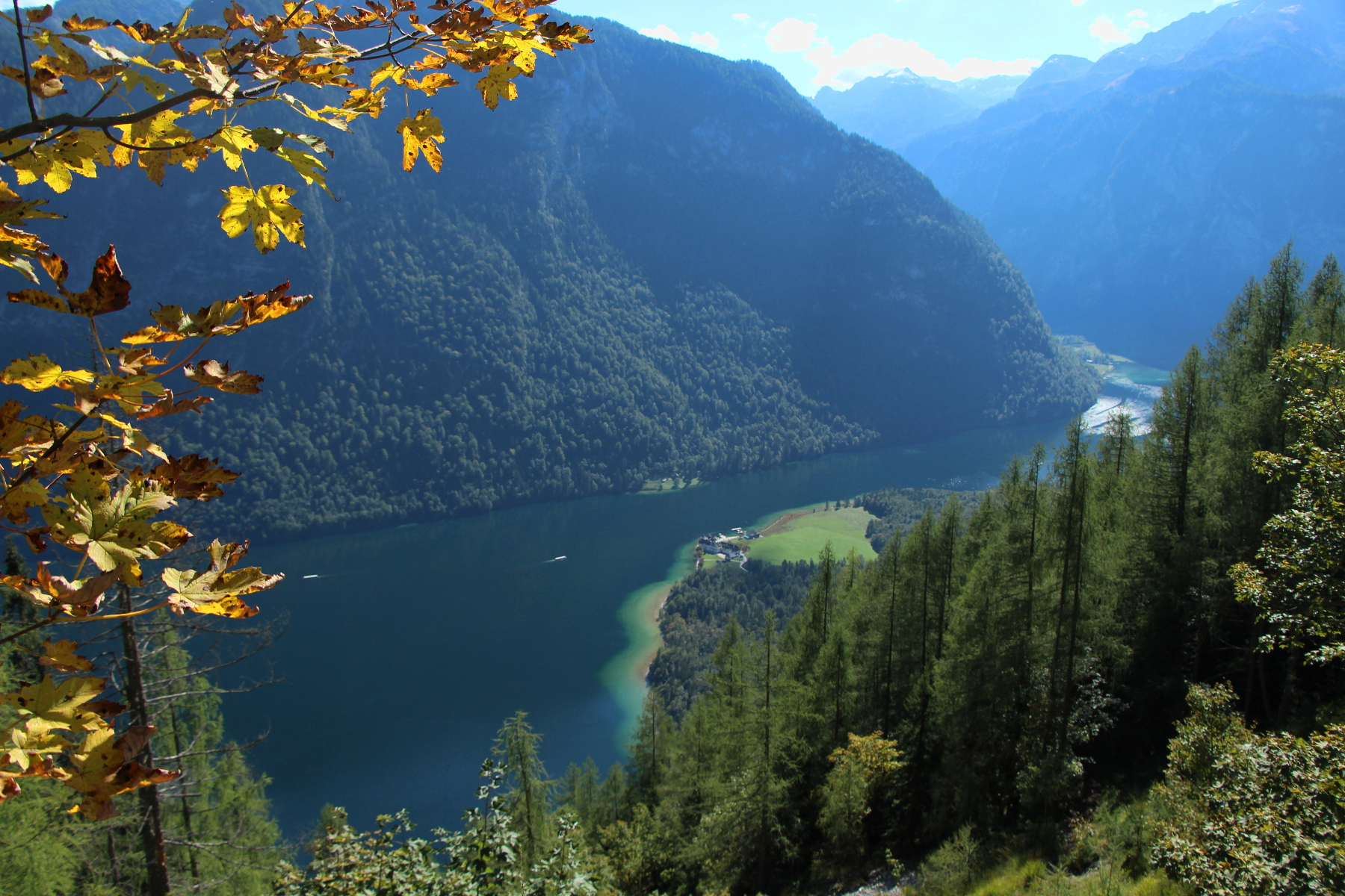 rinnkendlsteig königsee