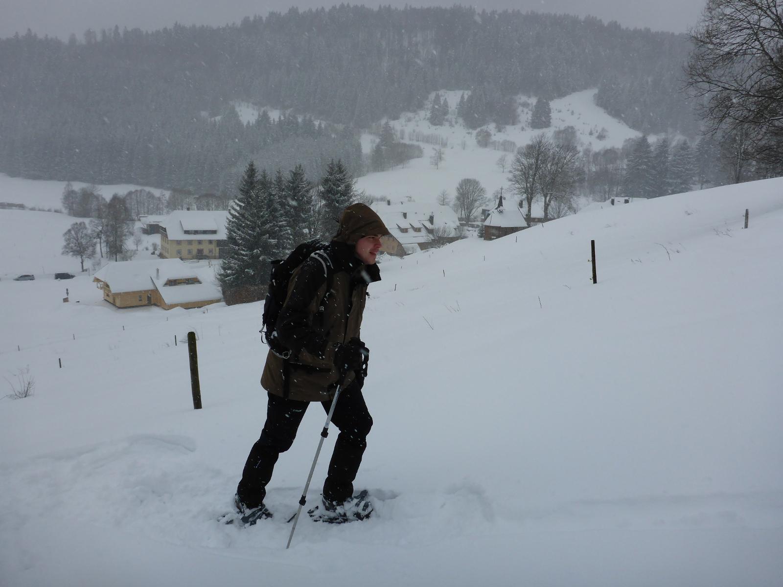 Hof in Bernau