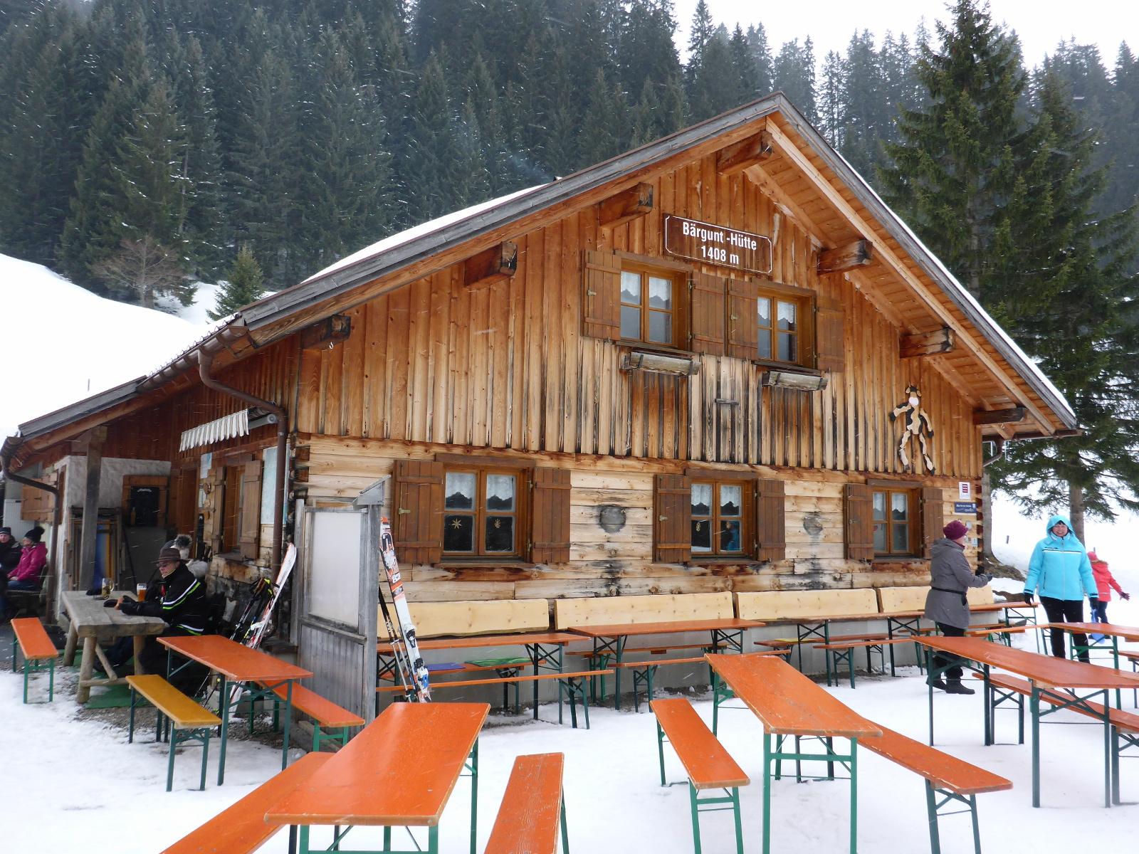 Bärgunt-Hütte