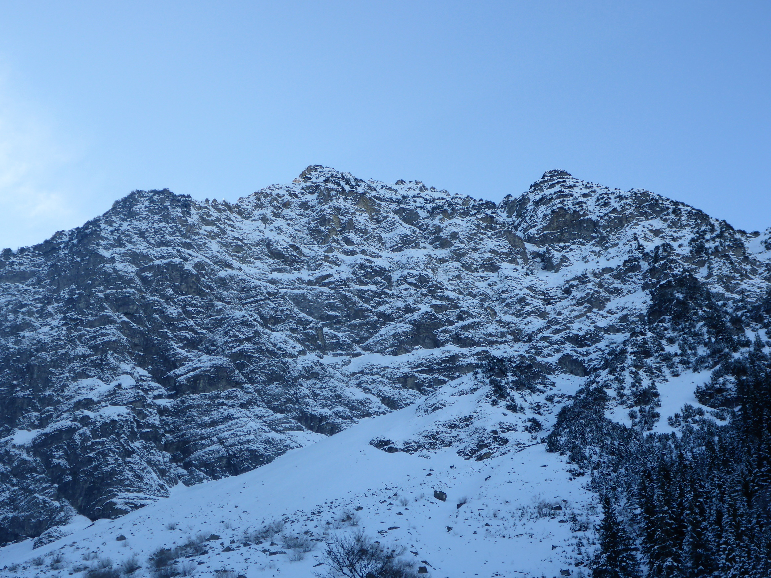 Rubihorn Nordwand
