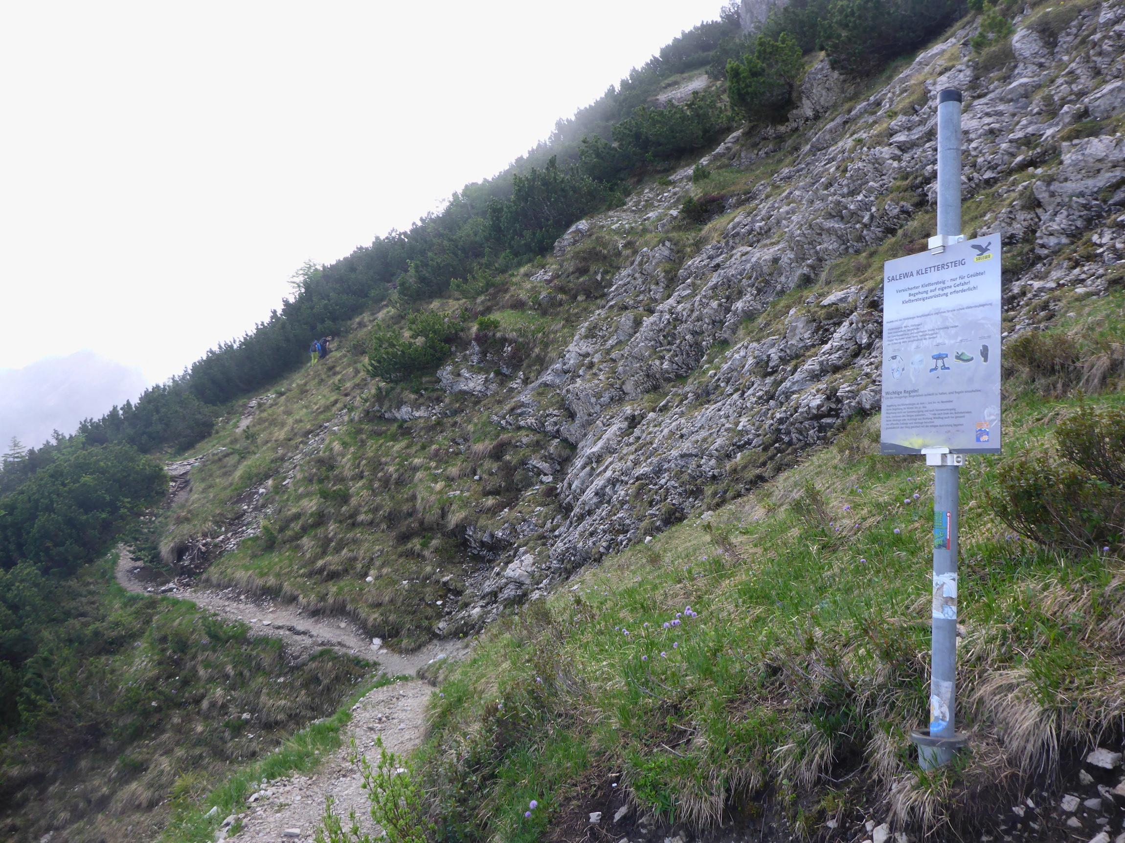 salewa klettersteig